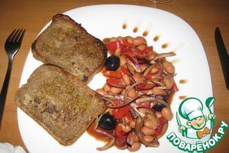 Рецепт: Закуска по-итальянски