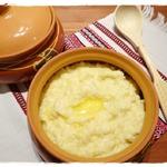 Рисово-пшенная каша с квашеной капустой