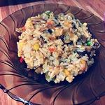 Китайский рис, как в коробочках