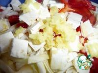 Салат на скорую руку из капусты ингредиенты