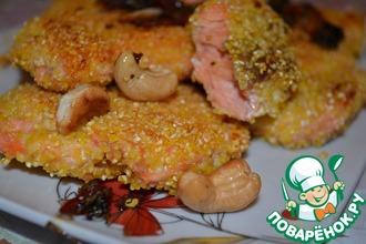 Рецепт: Хрустящая рыбка по тайски