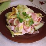 Огуречный салат Сюрприз