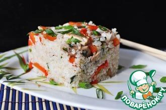 Рецепт: Рис по-китайски