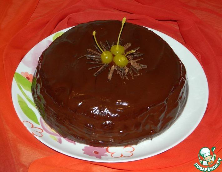Рецепт: Торт Романтика