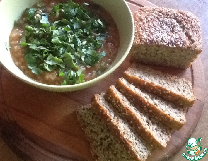 Рецепт: Суп Харчо в мультиварке