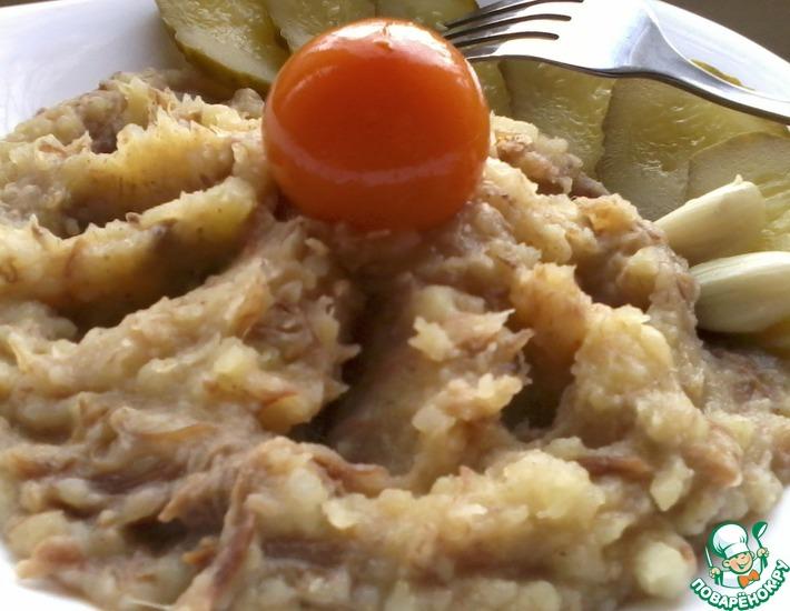 Рецепт: Картофель Радость дикарей