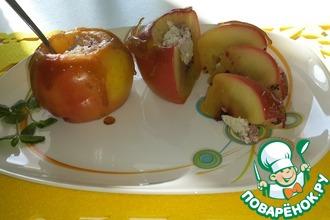 Рецепт: Махеевские яблочки