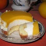 Пирожное Трехслойное