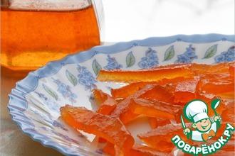 Рецепт: Мармелад из цедры грейпфрута