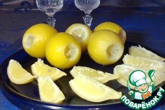 Рецепт: Магрибские лимоны