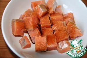 Картофельный шашлык в кунжуте – кулинарный рецепт