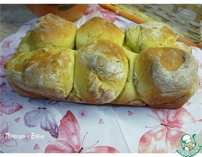 Рецепт: Хлеб Гостевой
