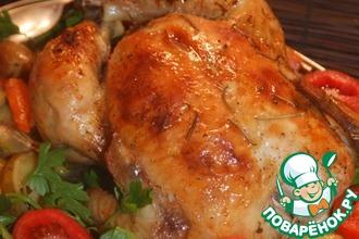 Рецепт: Секретная курица-2