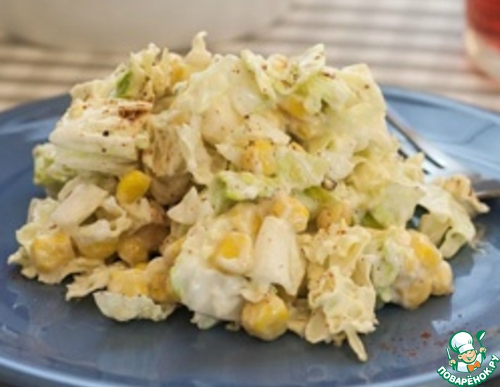 Рецепт: Салат Пикник