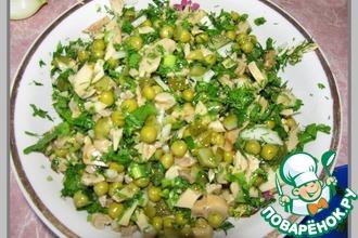 Рецепт: Салат Зеленый