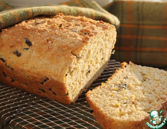 Рецепт: Полезный хлеб Многозерновой