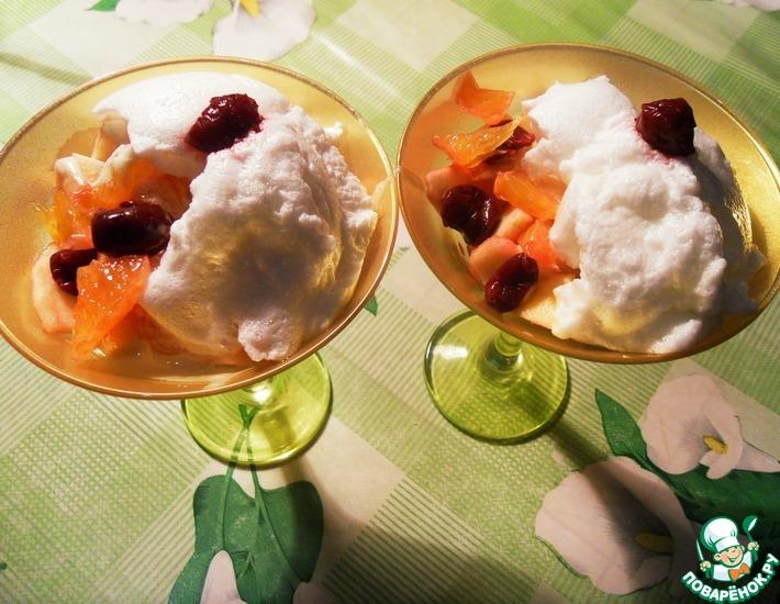 Рецепт: Десерт Колибри