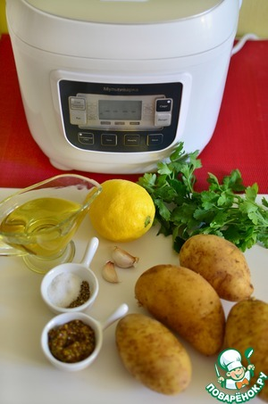 """Картофель """"Хассельбек"""" – кулинарный рецепт"""