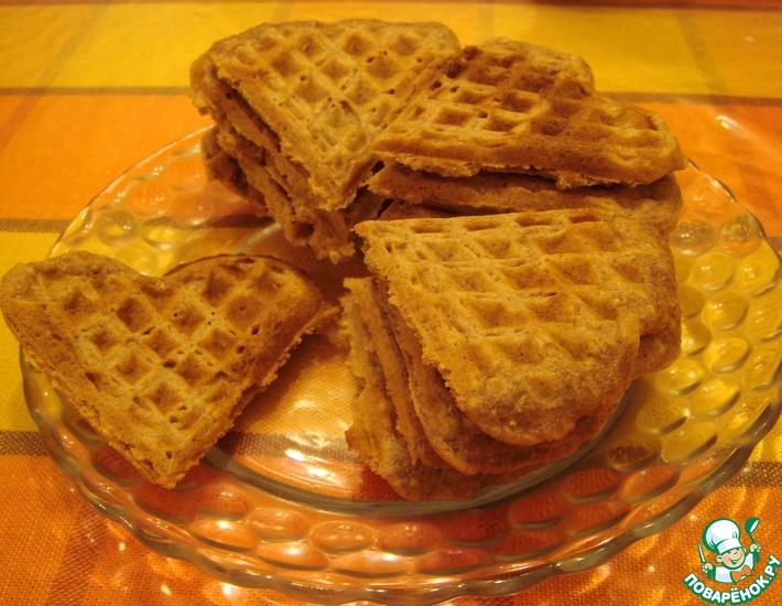 Рецепт: Ржаные хлебцы