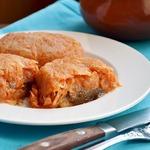 """Шашлык """"Морковные бочонки"""" – кулинарный рецепт"""
