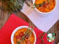 Пряный томатный суп с вермутом ингредиенты