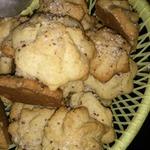 Печенье песочное Сахарное (для экструдера)