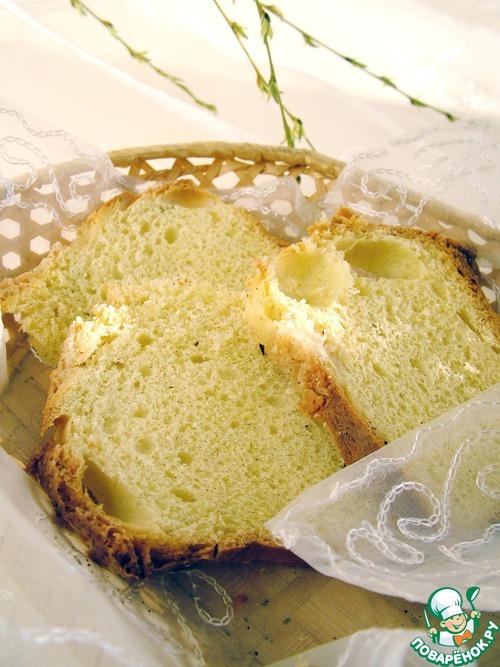"""Итальянская пасхальная голубка """"Коломба"""" – кулинарный рецепт"""