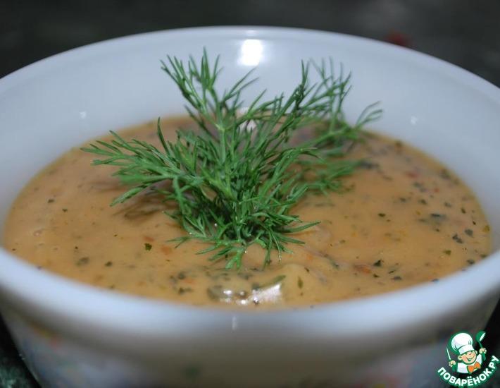 Рецепт: Соус к креветкам