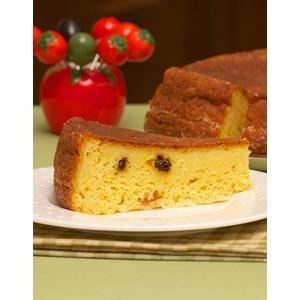Сырно-кукурузный пирог из мультиварки
