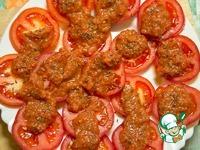 Томатная закуска Ахотомате ингредиенты