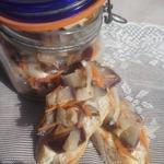 Закуска из маринованных баклажанов Стремительная