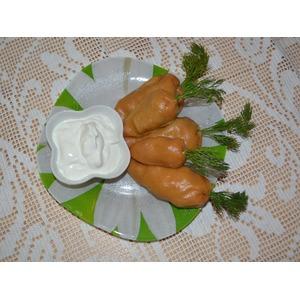 Манты-морковки