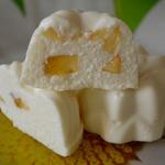 Бланманже творожно-банановое