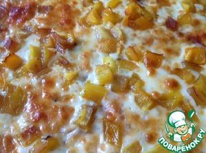 Пицца с салями – кулинарный рецепт
