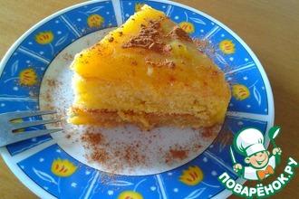 Рецепт: Апельсиновый торт от Стельоса Парльяроса