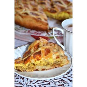 Луковый пирог Чипполино