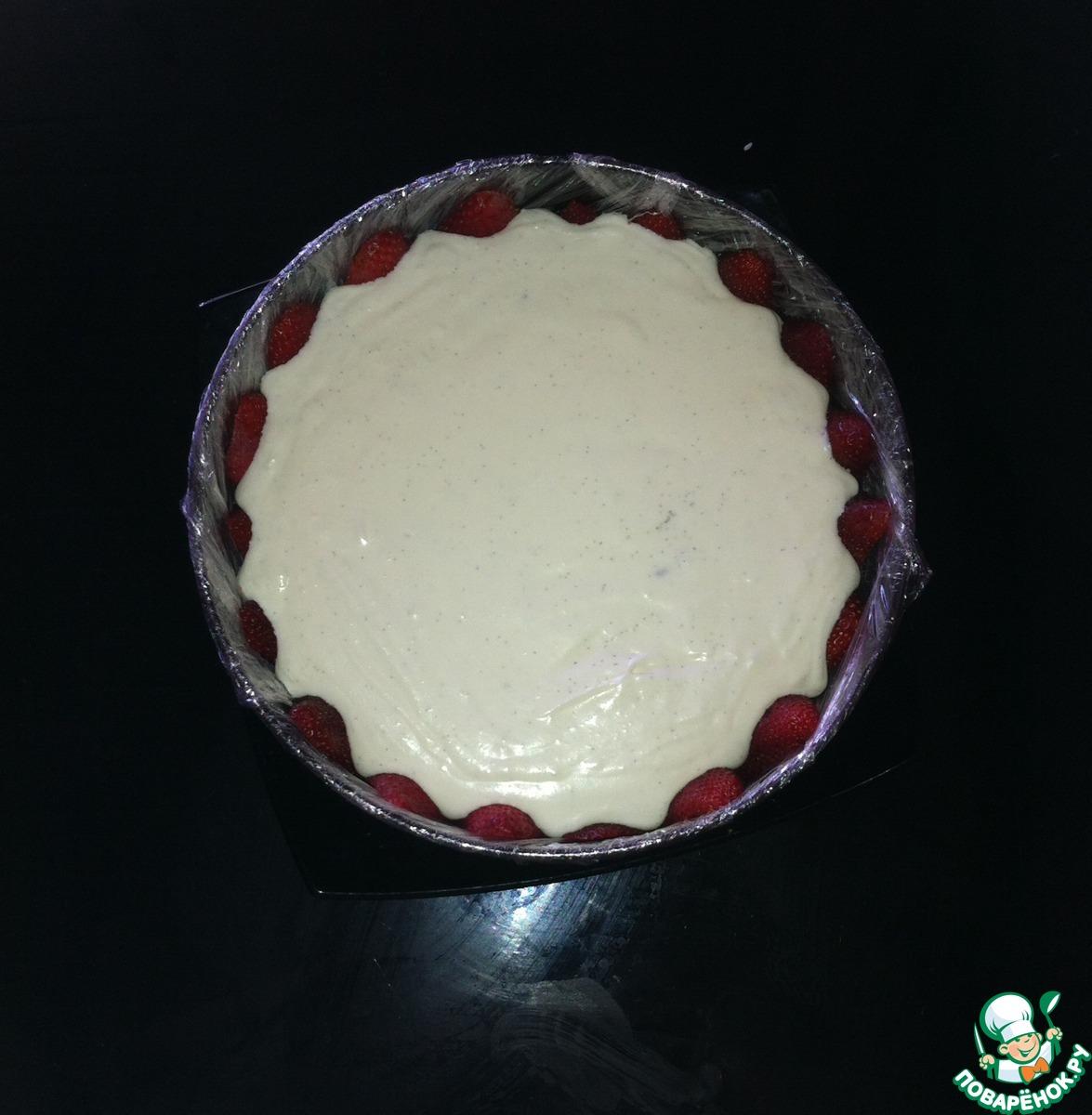 """Торт для сыночка """"Привет из Потсдама"""""""