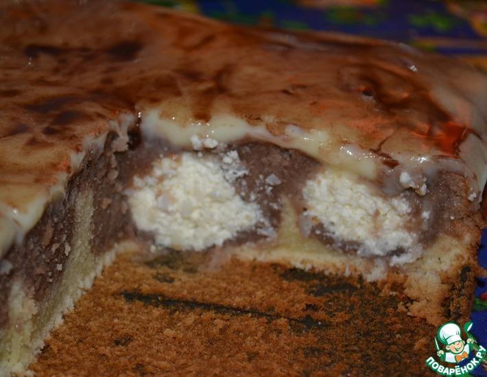 Рецепт: Пирог Утренняя роса