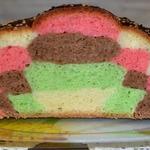 Хлеб Мозаика