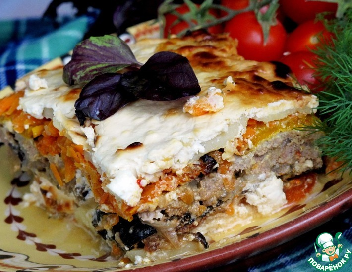 Рецепт: Мусака по-балкански