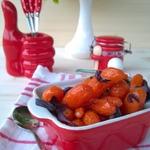 Глазированная мини морковь