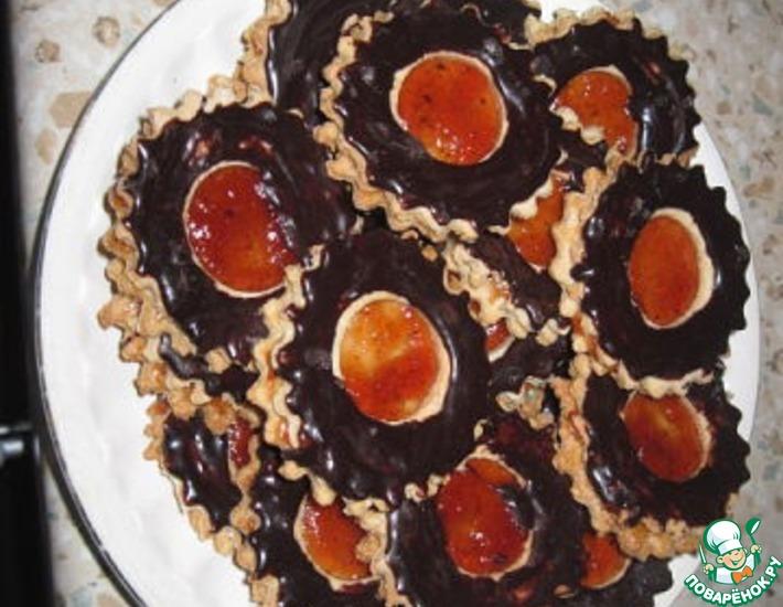 Рецепт: Печенье Хильда