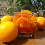 Варенье из трех цитрусовых