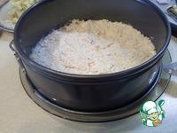 Салат слоеный с двойной курицей ингредиенты