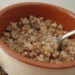 Овощной салат сзеленой гречкой, пошаговый рецепт с фото