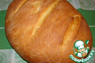 Рецепт: Картофельный хлеб