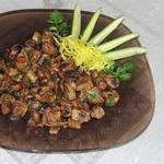 Грибные баклажаны или баклажанные грибы