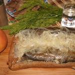 Поморский рыбник и калитки из ржаного теста
