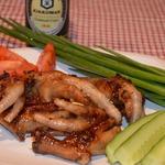 Куриные лапки в пряном соусе