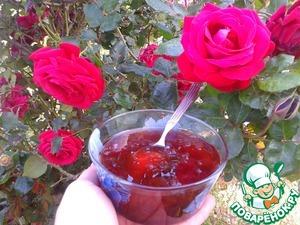 Рецепт Варенье из розовых лепестков